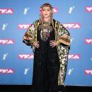 Madonna - 2018 MTV Video Music Awards - Press Room - 435 x 600