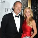Camille Donatucci Grammer and Kelsey Grammer