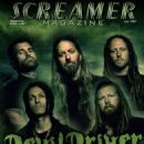 DevilDriver - Screamer Magazine Cover [United States] (12 October 2020)