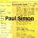 Selections From Paul Simon: The Studio Recordings (1972-2000)