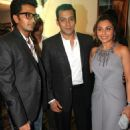 Bollywood Stars At Dilip Kumar's 89th Birthday Party