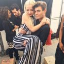 Garrett Clayton and Dove Cameron