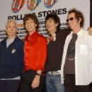 The Rolling Stones at Molson Canadian Rocks for Toronto - Press Room - 29 July 2003