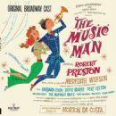 THE MUSIC MAN Original 1957 Broadway Cast Starring Robert Preston - 454 x 454