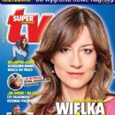Maja Ostaszewska - Super Express Tv Magazine Cover [Poland] (30 March 2012)