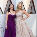 Ashley Judd and Mira Sorvino At The 90th Annual Academy Awards (2018) - 400 x 600