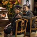 Loretta Devine (left) and Chris Rock star in Screen Gems' comedy DEATH AT A FUNERAL. Photo By: Phil Bray. © 2010 Screen Gems, Inc. All rights reserved.