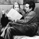 Catherine Deneuve and Francois Truffaut