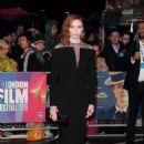 Eleanor Tomlinson – 'Colette' Premiere at 2018 BFI London Film Festival - 454 x 681
