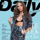 Olivia Culpo - Daily Front Row Magazine Cover [United States] (February 2019)