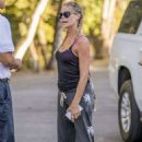 Denise Richards – Out in Calabasas