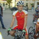 Macedonian male cyclists