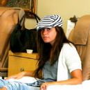 Ashley Tisdale - Gets Her Nails Done At A Nail Salon In Toluca Lake, March 20 2009