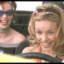 Alexandra Holden and Rachel McAdams in Touchstone's The Hot Chick - 2002