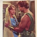 The Last Days of Pompeii - Movie News Magazine Pictorial [Singapore] (March 1960) - 454 x 586