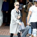 Claire Holt – Out in West Hollywood 2/24/ 2017 - 454 x 635
