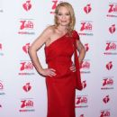 Jeri Ryan – The American Red Heart Association's Go Red For Women Red Dress Collection in NY - 454 x 681