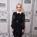 Dove Cameron at AOL Build Studio in NYC
