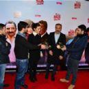 """Belçim Bilgin & Yilmaz Erdogan attend the """"Bana Masal Anlatma"""" Premiere"""