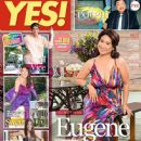 Eugene Domingo, Vice Ganda, John Lapus, Dolphy - Yes! Magazine Cover [Philippines] (July 2011)
