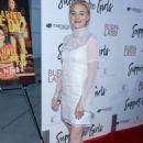 AJ Michalka – 'Support The Girls' Premiere in LA - 454 x 682