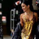 Vanessa Hudgens – Pictured at Vera Wang show during New York Fashion Week 2019