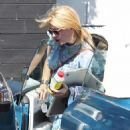 Mischa Barton At The Byron And Tracey Salon In Beverly Hills - June 25, 2010