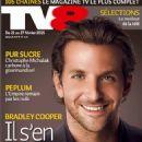 Bradley Cooper - TV 8 Magazine Cover [Switzerland] (21 February 2015)