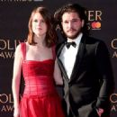 Rose Leslie and Kit Harington : The Olivier Awards 2017 - 454 x 593