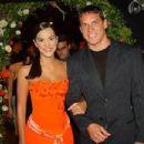 Gaby Espino and Jorge Reyes