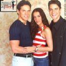 Gaby Espino and Jorge Reyes - 300 x 400