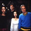 Catherine Zeta-Jones, Liam Neeson, Lili Taylor and Owen Wilson in The Haunting