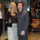 Rick Astley and Lene Bausager