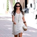 Camilla Belle's White Hot Retail Romp