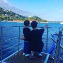 Raphaël and Gad in Monaco