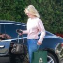 Ali Larter in Jeans – Shopping in Beverly Hills - 454 x 683