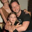 Gigi Hadid – LOVE & YouTube LFW Party in London