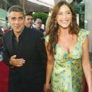 George Clooney and Lisa Snowden - 350 x 300