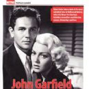 John Garfield - Yours Retro Magazine Pictorial [United Kingdom] (27 December 2018) - 454 x 642
