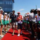 F1 Grand Prix of Hungary 2013
