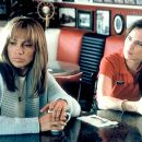 Jennifer Lopez and Juliette Lewis in Columbia's Enough - 2002