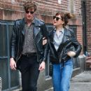 Dakota Johnson out in New York with Matt Hitt (May 3, 2016) - 454 x 687