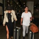 AnnaLynne McCord is seen at LAX on May 5, 2016 - 454 x 587