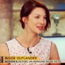 Caitriona Balfe - CBS This Morning