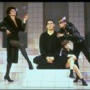 Nine Original 1982 Broadway Cast Starring Raul Julia - 454 x 302