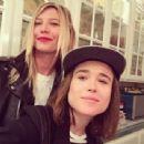 Ellen Page and Samantha Thomas - 454 x 341