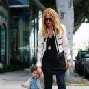 Rachel Zoe: stroll around West Hollywood