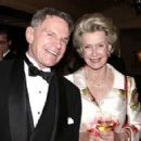 Dina Merrill and Ted Hartley