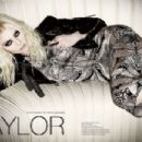 Taylor Momsen - Untitled Magazine Pictorial [United States] (April 2013) - 454 x 303