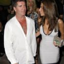 Mezhgan Hussainy and Simon Cowell - 331 x 594